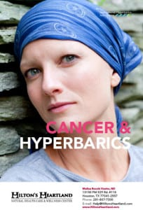 Hyperbarics & Cancer