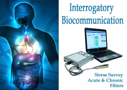 Interrogatory Biocommunication